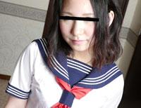 【無修正】天然むすめ 制服時代 ~チ○コ好きだったあのころ~ 仲原汐里 20歳