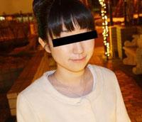 【無修正】天然むすめ 1945 処女喪失~男性経験のない娘から撮影希望~ 前田弘美20歳