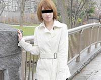 天然むすめ アクロバティックなSEX! こんな格好でしたことナイの 佐々木愛美 23歳