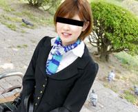 【無修正】天然むすめ 素人のお仕事 ~ごっくん化粧品販売員~ 幸村真央 22歳