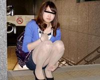 天然むすめ 終電に乗り遅れた現役女子大生をお持ち帰り! 石田朋美 20歳