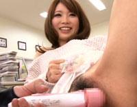 【エロ動画】加藤リナが○○しながらエロまみれ