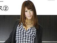 【エロ動画】妄想ミニスカちら見せオフィス 2