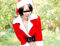 【無修正】天然むすめ 飛びっこ散歩 ~リモコンバイブ挿れたままの公園散歩~ 岡田優子 19歳