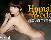 【無修正】Hamar's World 16~清楚な表情と情熱痴態をもつ女~ – 加藤ツバキ