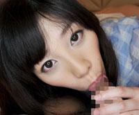 【エロ動画】スーパーデジタルモザイク 巨乳美少女初撮り Miki(春原未来)