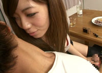 【エロ動画】嫁の居ぬ間に○○しちゃった俺