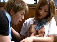 【エロ動画】嫁の妹と○○しちゃった俺 3 JKバージョン