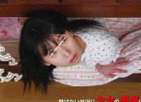 【エロ動画】2段ベッドが揺れるほど感じる姉の喘ぎ声を聞いて発情しだす妹 7
