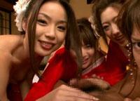 【エロ動画】超豪華!温泉旅館ソープ