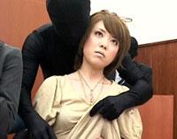 【エロ動画】オトコのスケベな妄想シリーズ VOL.17 透明人間になれるタイツを手に入れた! 裁判所編