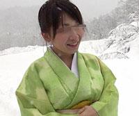【モロ動画】北の国から~雪景色と母乳~ 横山朋美 23歳