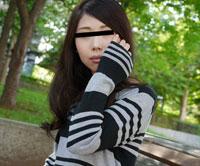 【無修正】天然むすめ アクロバティックなSEX!初めての駅弁ファック 松岡あさか 23歳