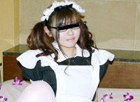 めっちゃしたい!!改 135 〜巨乳眼鏡っ子メイドが「ご主人様ダメですよ」〜アヤ