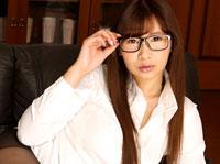 働きウーマン 〜巨乳眼鏡OLのストレス発散セックス〜
