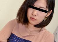 素人AV面接 ~美乳自慢の私が初めての生ハメ中だし~ 植田陽子