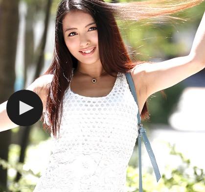【コスプレ 中出し 無修正】ハーフのように美しいモデル系美女が巨根ペロペロ!速攻ヌレヌレで感じまくり!