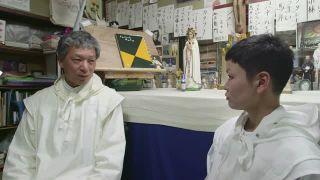 秋田の新興カルト宗教SEX教団が信者の女と特殊すぎるセックスの儀式を一部始終大公開