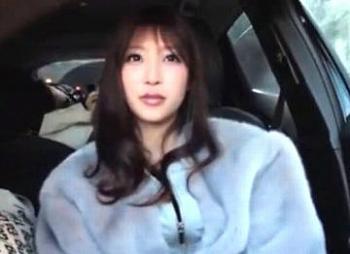 ハマジムのカンパニー松尾監督作品!ドライブデートからの名物ハメ撮りで女優がガチイキ