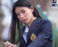 【エロ動画】幼女時代 02 穢れを知らない黒髪少女の無防備すぎる純白パンツ 瀧川花音