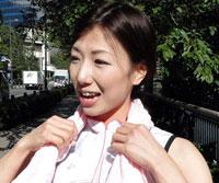 ジョギングミセス ~美乳ランナー~ 山城みずほ 30歳