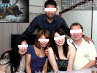 【エロ動画】旦那が見てない隙に外国人ホームステイに母も娘もめちゃくちゃにされてしまった家族の記録