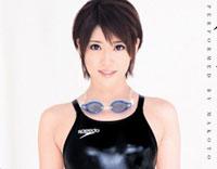 【エロ動画】憧れの競泳水着インストラクター 優希まこと