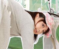 【無修正】未来のアイドルゴルファーは君だ! 伊澄知世