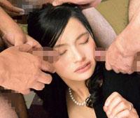 【H動画】未亡人オークション恥辱の落札 風間萌衣