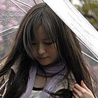 天然むすめ 雨の日に野外で飛びっ子装着!雨とラブジュースでヌレヌレっ! 野中みき