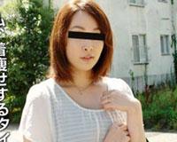 団地妻 ~鈴木○理奈似の巨乳熟女~ 安西ひろみ