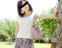【無修正】天然むすめ 激しく腰ふるパイパン現役女子大生! 井川あすか