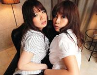 【H動画】黒ストッキングの巨尻お姉さんに中出し 水城奈緒 松すみれ