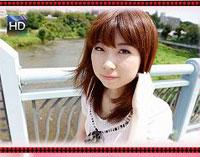 【無修正】天然むすめ 飛びっこ散歩 ~観覧車で飛びっこ装着~ 西野奈 22歳