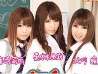 【エロ動画】同級生にオモチャにされる夢の学校生活 5 栗林里莉 北川瞳 藤崎莉雨
