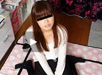 【無修正】天然むすめ ひとり暮らしの女の子のお部屋拝見 ~浮気は自宅で~ 橋本美希