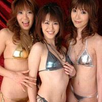 カミカゼプレミアム Vol. 28 : ガイジンたちに犯される日本人美女 姫野愛、夏樹唯、瀬咲るな