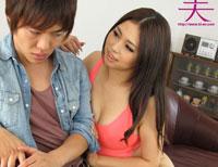 【エロ動画】巨乳若妻のレオタード誘惑遊戯 あすか光希