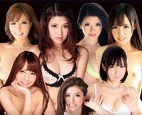 KIRARI 124 人気女優12名ノンストップアクメ連続中出し3時間 : 神尾舞 真野ゆりあ 宮下華奈 総勢12名