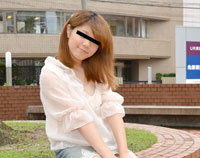 天然むすめ 素人AV面接~ フェラが苦手な私でも大丈夫ですか~ 岸辺美鈴 18歳