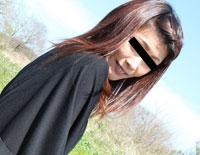 天然むすめ ちゃりん娘 〜サドルオナニーやっちゃいました〜 沢田ユカリ 24歳