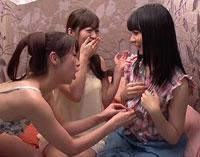 【H動画】女監督ハルナの素人レズナンパ 86 友達同士で全裸ベロちゅ~イキまくり体験31 加藤ツバキ(夏樹カオル)