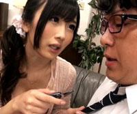 【エロ動画】夫のいない間に浮気ばかりする淫乱な若妻 大槻ひびき