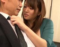 【H動画】淫乱すぎる親戚の叔母 当真ゆき