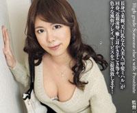 【エロ動画】中出しさせてくれる高級人妻風俗嬢 甲斐ミハル