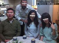 【エロ動画】旦那が見てない隙に外国人ホームステイに母も娘もめちゃくちゃにされてしまった家族の記録 瑠菜(安西瑠菜)