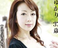 【エロ動画】熟女専科 初脱ぎ熟女 ゆかり 37歳