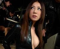 【H動画】秘密女捜査官~獄に堕ちた美巨乳エージェント~ 初音みのり
