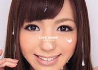 【エロ動画】LOVE SEMEN 希志あいの