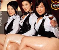 【エロ動画】肉感マニアが密かに通う 会員制ムッチリ太もも顔騎クラブ